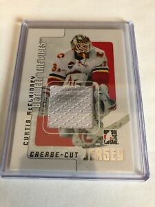 2008-09-ITG-Between-The-Pipes-Curtis-McElhinney-Crease-Cut-Jersey-SP