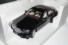 Mercedes C-Klasse 2014 W205 schwarz 1:18 Norev/Mercedes neu OVP B66960255