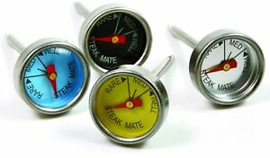 Norpro-5984-Mini-Steak-Thermometers-Stainless-Steel-Probe-Color-Coded-Set-Of-4
