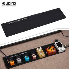 JOYO PC-B Guitar Effect Pedal Board Soft Portable Black New C3J5