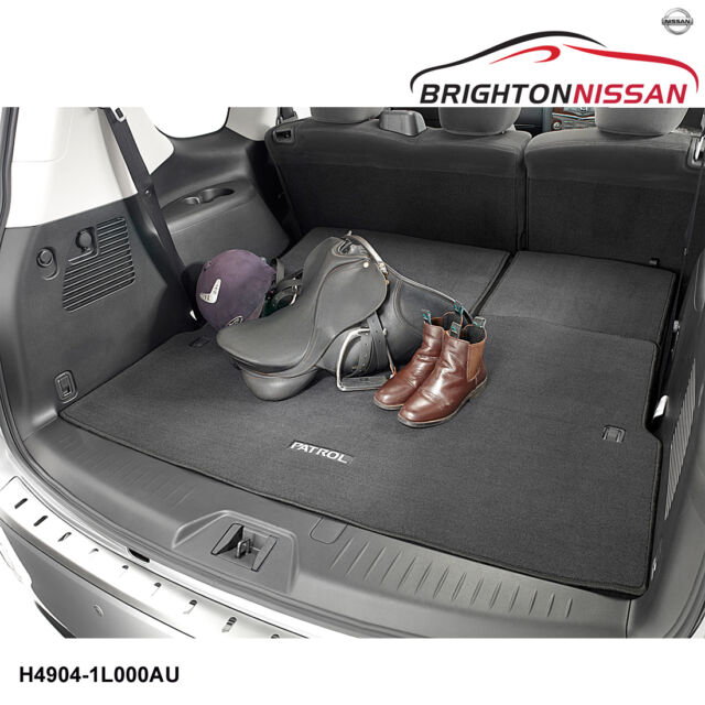 New Genuine Nissan Patrol Y62 Rear Protection Mat H49041L000AU RRP $174