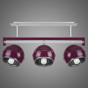 Lampe-suspendue-Bille-KG-H3-Suspensions-Design-4-Farben-en-acier-Moderne