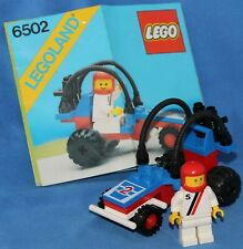 LEGO Town Turbo Racer 6502 Vintage