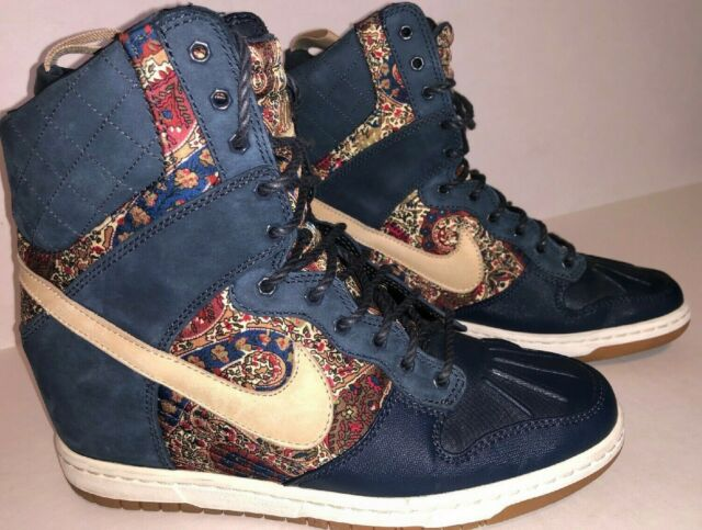 for whole family popular brand entire collection Nike Dunk Sky Hi High Sneakerboot Lib QS