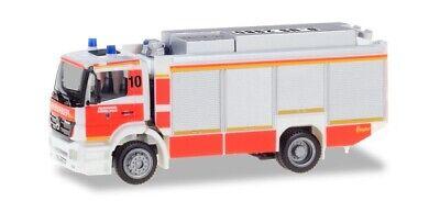 Neu RW 2 Herpa  Aufbau für Feuerwehr Rüstwagen 1:87
