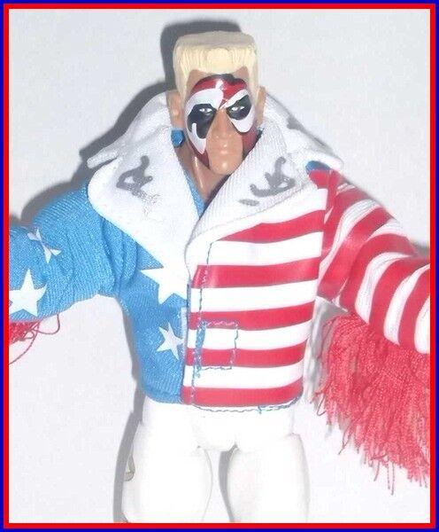 JAKKS TNA Legends of the Ring-American Sting-RINGSIDE Exclusive-Mattel