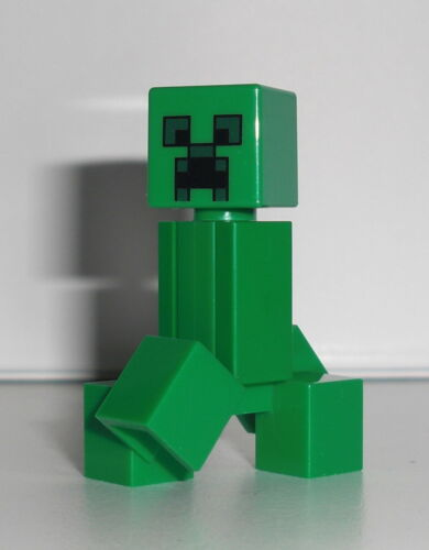 Figur Minifig Ideas Mine Steve Haus 21118 21115 LEGO Minecraft Creeper