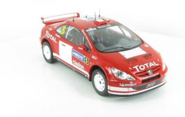 1 18 rallye peugeot 307 307 307 WRC 2004 M. Grönholm  5 d8dd83