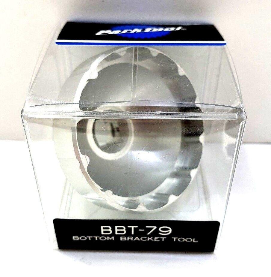 Park Tool BBT-79 12-Soporte inferior Bicicleta externo de muesca taza herramienta 46 mm 3 8  Unidad