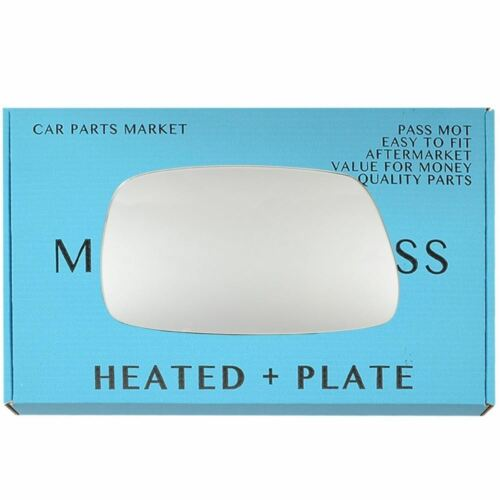 Left side Wing mirror glass for Lexus IS 2000 3000 1998-05 heated plate