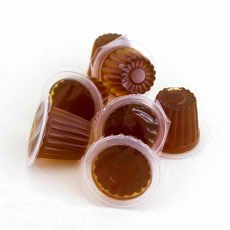 100 Beetle Jelly Food braun SUGAR Fruit Jellys Beetlejelly Fruitjelly Reptilien