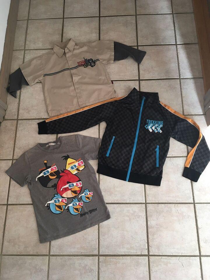 Blandet tøj, Tøj pakke , Forskellige