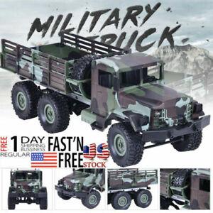 Militaire Camion Tout 1 Terrain Transporteur 2 Jouet 4ghz Rtr 4wd Rc hrsQdCxtB