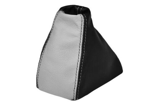 Fits VAUXHALL OPEL CORSA C COMBO 2000-2006 gear gaiter Noir Blanc 2 couleurs