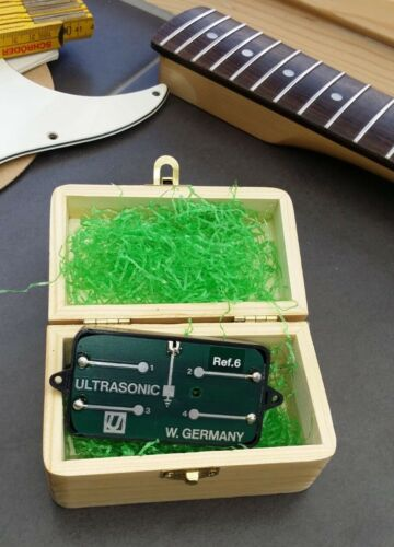 Bill Lawrence UltraSonic Humbucker Pickup by Bill Lawrence Made In Germany OBL