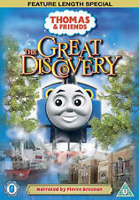 DVD:THOMAS & FRIENDS - THE GREAT DISCOVERY - NEW Region 2 UK