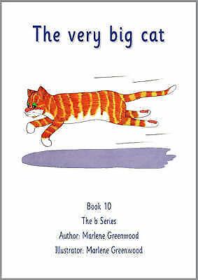 The Very Big Cat (B Series 5-10), Greenwood, Marlene, Used; Very Good Book
