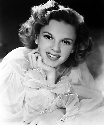 JUDY GARLAND 8X10 GLOSSY PHOTO PICTURE IMAGE #21