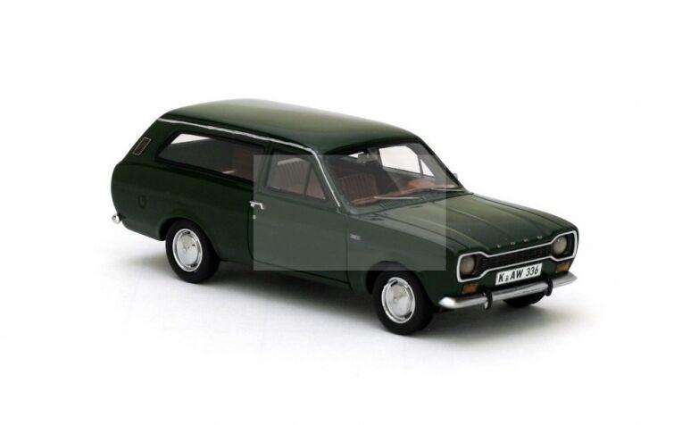a precios asequibles NEO 44336 - Ford Escort MKI Turnier verde - - - 1968  1 43  moda clasica