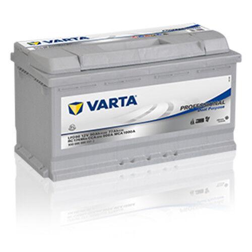 Varta LFD90 Professional Dual Purpose 90Ah Versorgungsbatterie 930090080 *NEU*