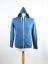 Burton-Mens-Size-S-Blue-Plain-Cotton-Blend-Hoodie thumbnail 2