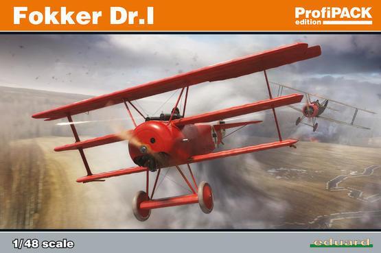 Eduard 1  48 Fokker Dr.I K8162