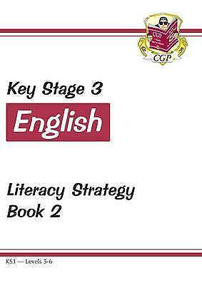 1 of 1 - KS3 English Literacy Strategy - Book 2, Levels 5-6: Book 2 (Levels 5-6) Pt. 1 &