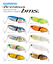 Shimano Brenious bms 55S Joint Bream Lure OM-255M 55mm 13g