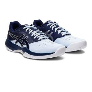 Almeja Paternal término análogo  Asics Womens Gel-Game 7 Tennis Shoes - Navy Blue White Sports Breathable    eBay