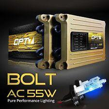 OPT7 AC 55w HID Kit Xenon 9007 HB5 Hi-Lo 10000K Deep Blue Beam Conversion Light