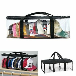 Image Is Loading Convenient Dust Free Baseball Cap Storage Hat Organizer