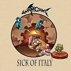 Sick of Italy [8/26] by Wargame (CD, Aug-2016, Earthquake Terror Noise)