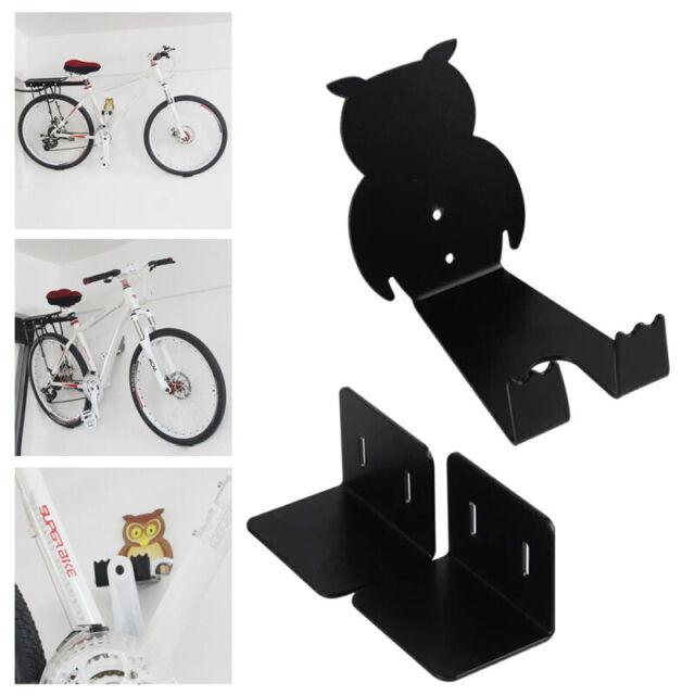 Montaje de Sostenedor de Pared de Bicicleta Percha Soporte de Ducha de Bici O4E6