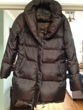 Down Feather Puffer Jacket Via Spiga