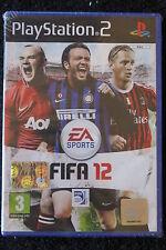 PS2 : FIFA 12 - Nuovo, risigillato, ITA ! Prima Stampa! Da non perdere !