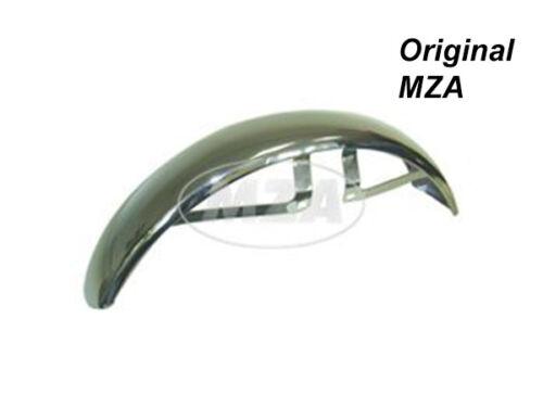 verchromt MOTORRAD TS125, TS150, TS250 MZ//MuZ Vorderradkotflügel TS250//1