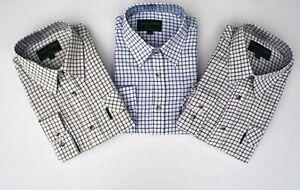 Country-Classics-Womens-Check-Shirts-Tattersal-Check-Long-Sleeve-Smart