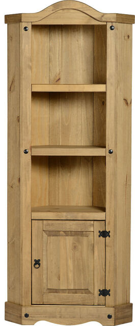 MEXICAN PINE CORONA DISPLAY UNITS  BUFFET HUTCH CABINET FREE NEXT DAY DELIVERY