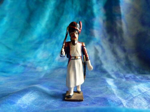 Soldat de plomb CBG MIGNOT premier empire - Sapeur des grenadiers avec scie