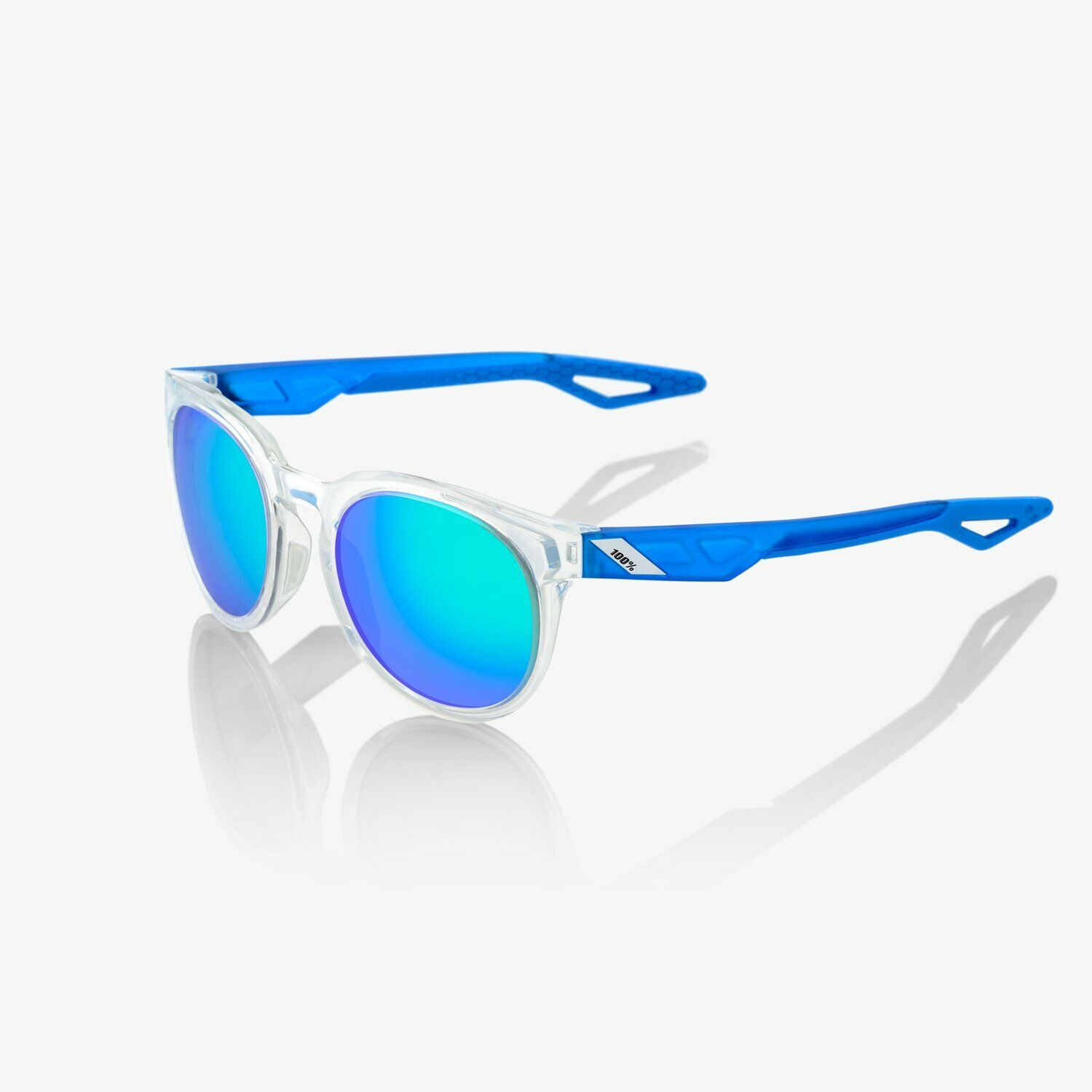 New 100%  Campo Sunglasses Polished Cyrstal Clear - Cycling Surfing MX Fishing  shop makes buying and selling