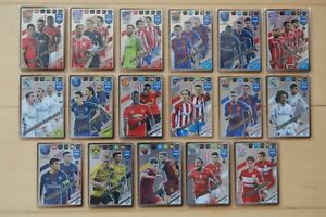 Panini-FIFA-365-Adrenalyn-XL-2018-Multiple-aussuchen-aus-allen-pick-choose