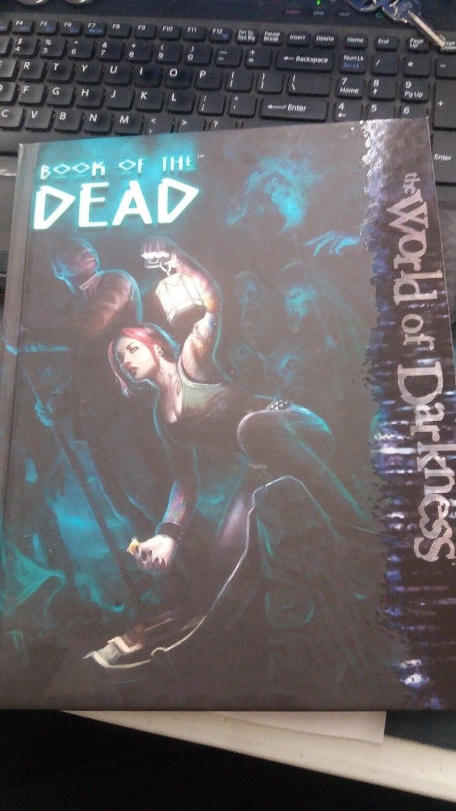 World of Darkness RPG  libro de los muertos