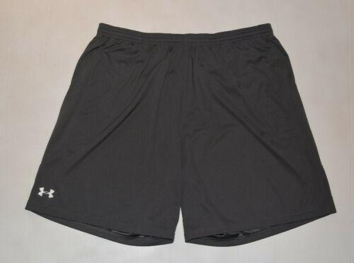 Under Armour Men's Team Coaches Shorts Gray 3XL Po
