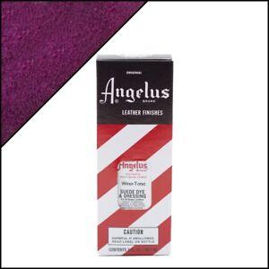 Angelus Suede Dye & Dressing Wine Tone 88ml (11,31€/100 ml)