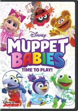 Muppet Babies - Time to Play DVD 2018 Disney