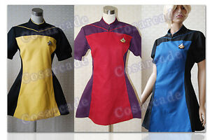 Star-Trek-TNG-Uniform-Halloween-Cosplay-Costume-Party-Dress-Ball-Gown-Outfit-3Cs