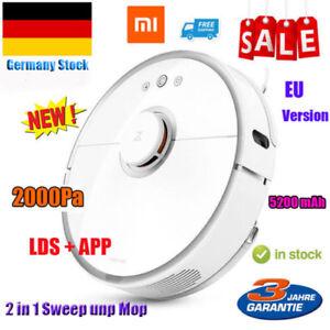Original-Xiaomi-MI-S50-Roborock-MIJIA-APP-LDS-Vacuum-Saugroboter-2-Sweep-Mop-DE