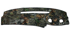 NEW Mossy Oak Camouflage Tailored Dash Mat Cover / Fits: 95-96 GM TRUCKS & SUVS