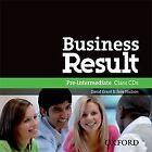 Business Result Pre-Intermediate - Class CD von David Grant und Jane Hudson (2009)