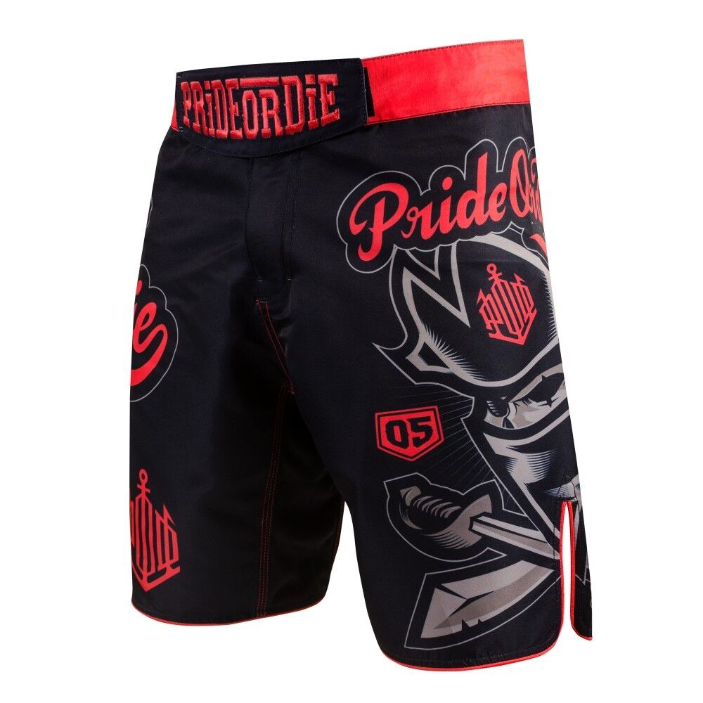 Venum Pride Or Die No Rules MMA Fight Shorts Mix Martial Arts Training Cage UFC